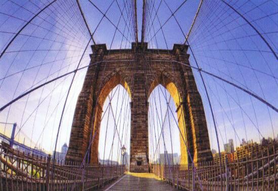 muurposter brug