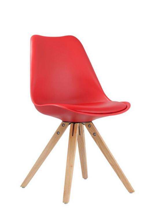 Stoel Lady 9606 in rood.